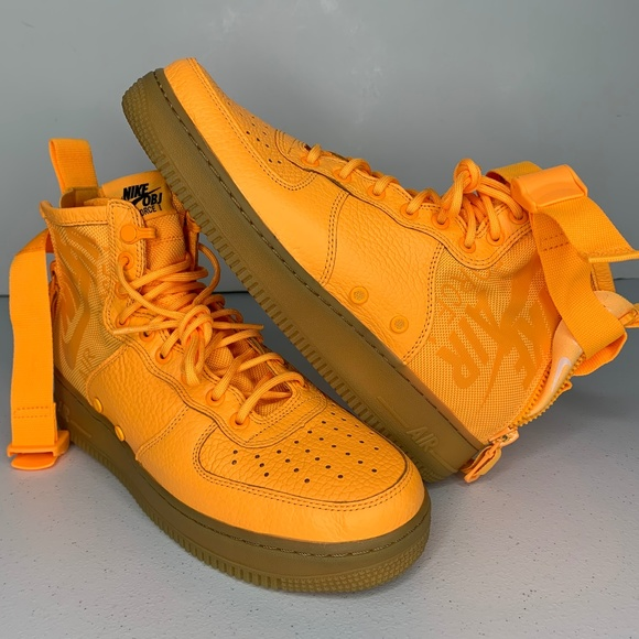 release date: 7a6b9 3a71d NEW Size 7.5 Nike SF AF1 Air Force 1 Mid OBJ Odell